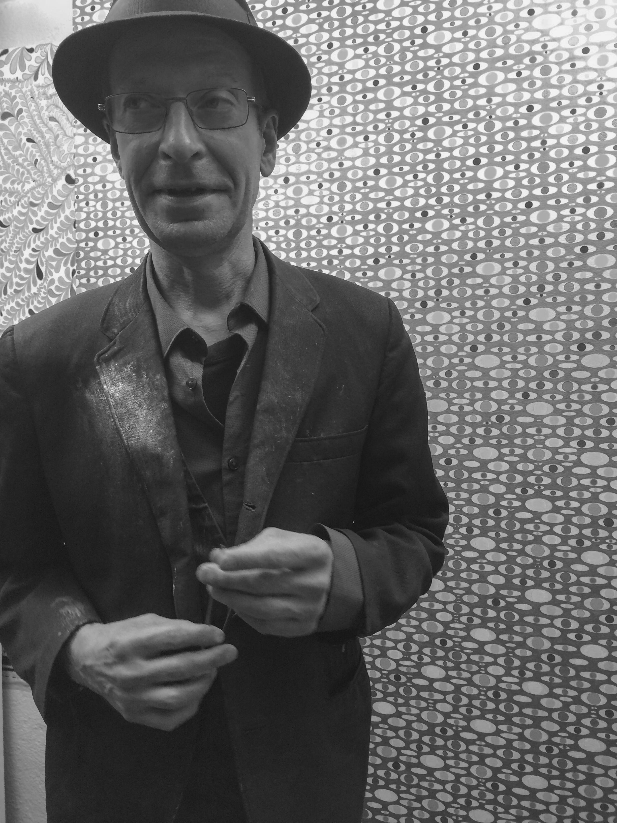 Josh Harrier, Artist